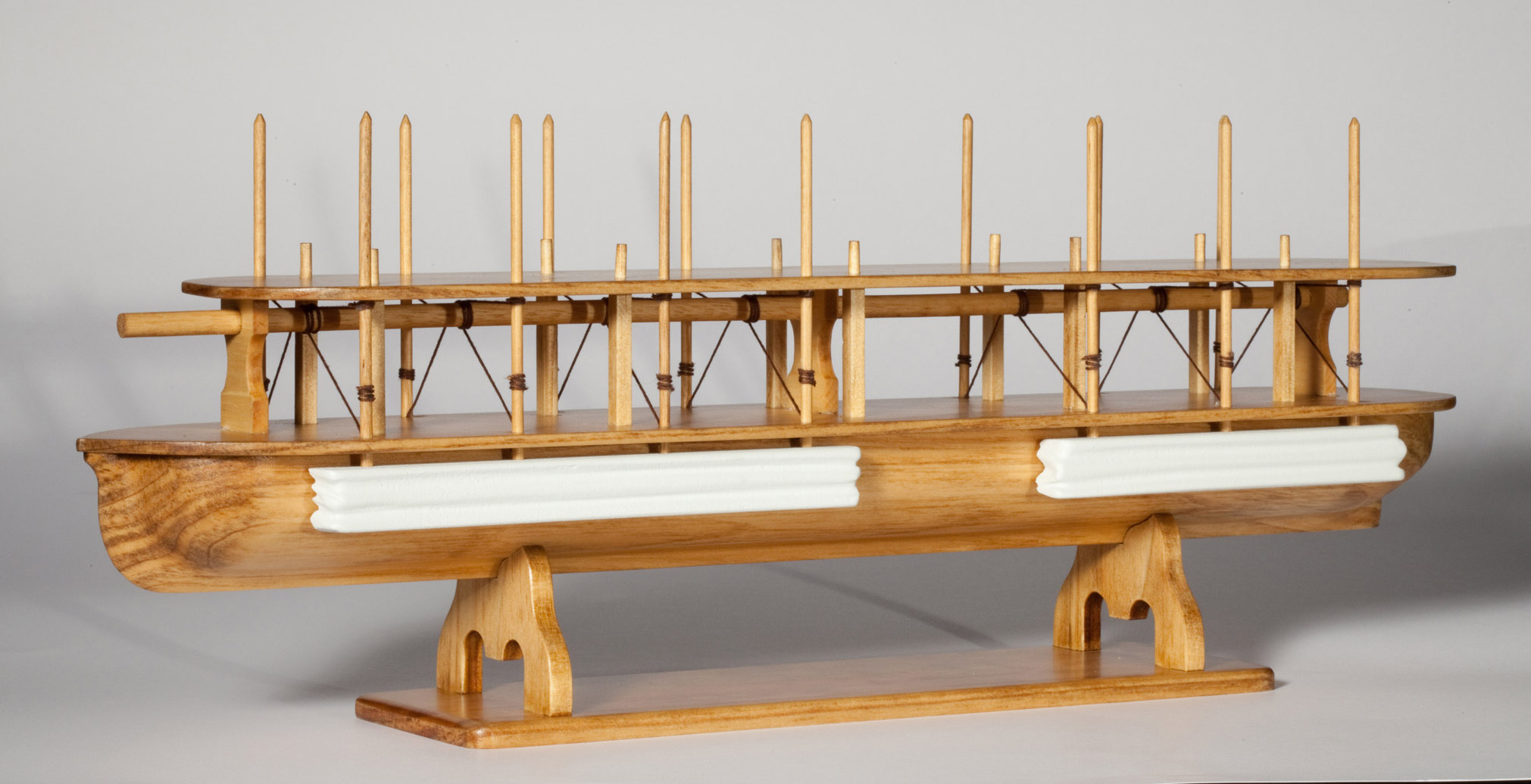 National Mississippi River Museum & Aquarium Lincoln Patent Prototype